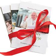 Popiežiaus Pranciškaus trečiadienio katechezių rinkinys